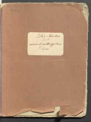 Färber und sein Zwillingsbruder : Posse mit Gesang in 3 Aufzügen / [Musik von Adolf Müller. Von Johann Nestroy] von Johann Nestroy