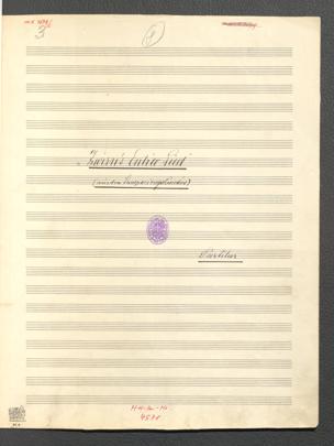 Lumpazivagabundus : Posse / Mus. v. Adolf Müller sen. V. I. Nestroy von Johann Nestroy