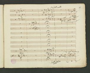 Lazarus Zweyte Handlung von Franz Schubert