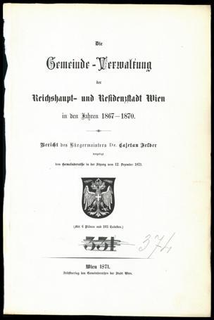 Gemeinde-Verwaltung des Reichsgaues Wien