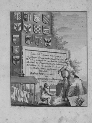Gesundbrunnen der Oesterreichischen Monarchie von Crantz, Heinrich Johann Nepomuk ()